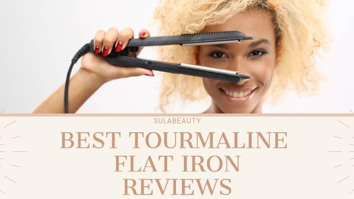 Best Tourmaline Flat Irons