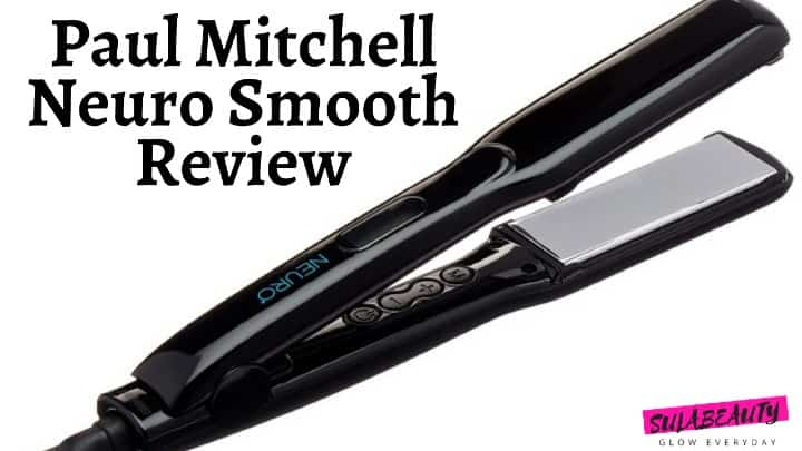Paul Mitchell Neuro Smooth Flat Iron Review