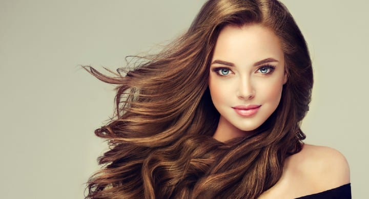 get beach waves with a flat iron
