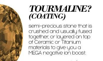 tourmaline coating