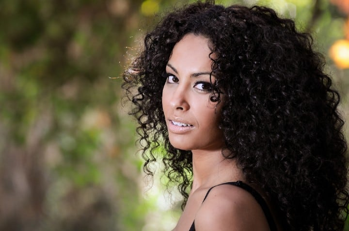 black hair myths